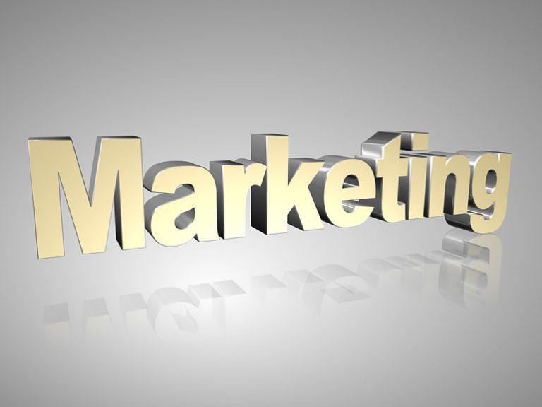 métiers du marketing
